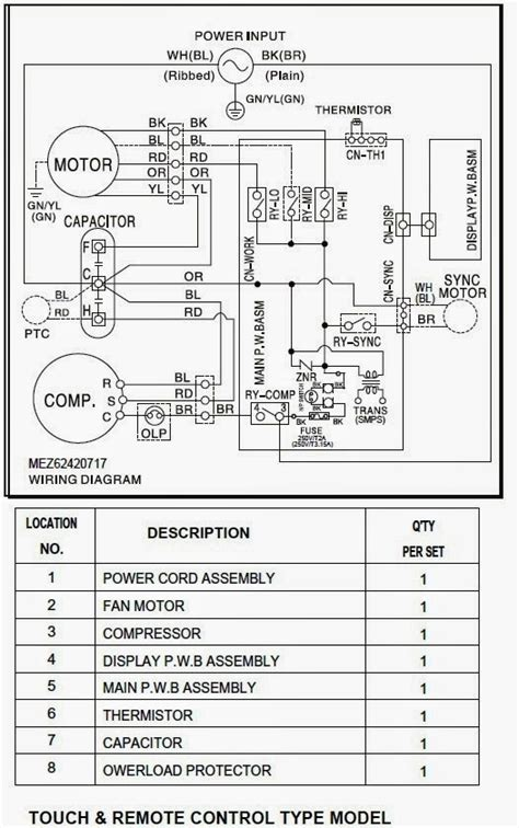 mitsubishi mini split wiring schematic mini cooper