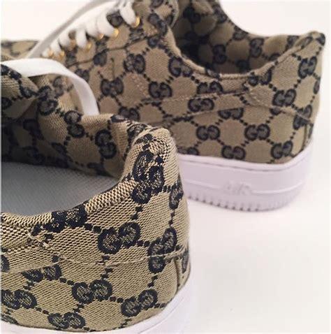 Custom Baju Gucci 1 custom gucci sneakers