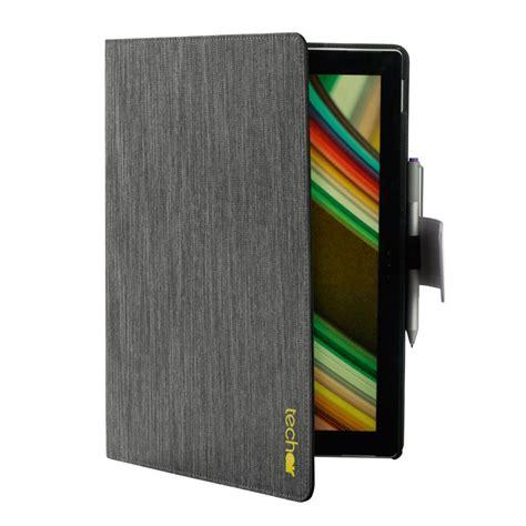 Best Computer Chair Techair Surface Pro 4 Folio Case Grey Ebuyer