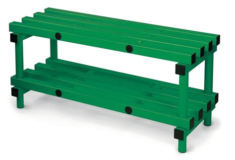 Plastic Bench Seats plastic cloakroom furniture bench seating seton uk