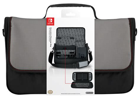 visitor pattern switch case nintendo switch everywhere messenger bag nordic game supply