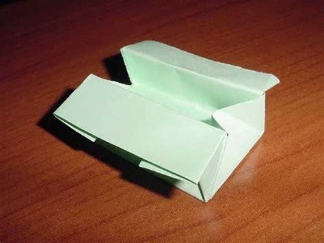 Origami Secret - secret box origami