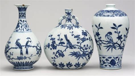 Ming Vases History by Museum Ming Courts And Contacts Ad1400 1450