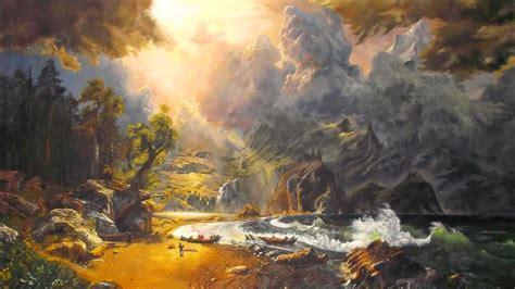 imagenes de paisajes venezolanos im 225 genes arte pinturas im 225 genes de cuadros de paisajes