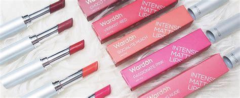 Alas Bedak Merk Wardah mengenal kelebihan dan berbagai pilihan warna lipstik matte wardah berikut ksehatan