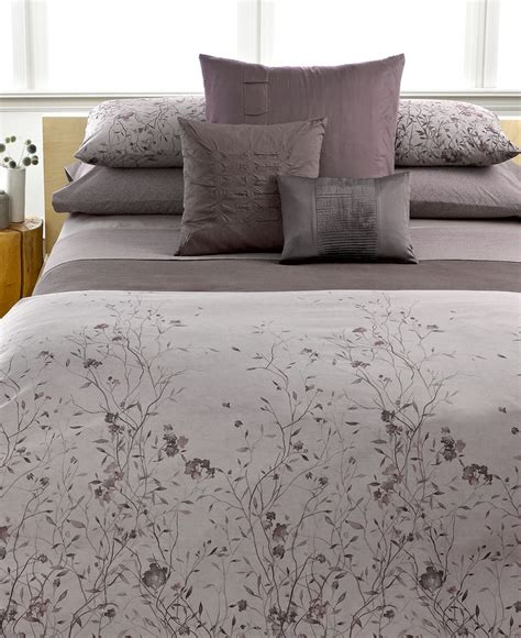 Calvin Klein Bedding Sets Calvin Klein Home Jardin Bedding Collection