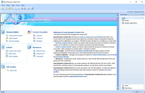 Easy Resume Creator by Easy Resume Creator Pro