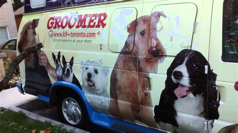 mobile grooming mobile grooming for sale ontario