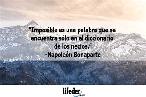 el exito es una habilidad que se aprende c mo lograr todo lo que te propongas success is an ability that is learned how to achieve all that you decide to do edition books las 115 mejores frases de napole 243 n bonaparte