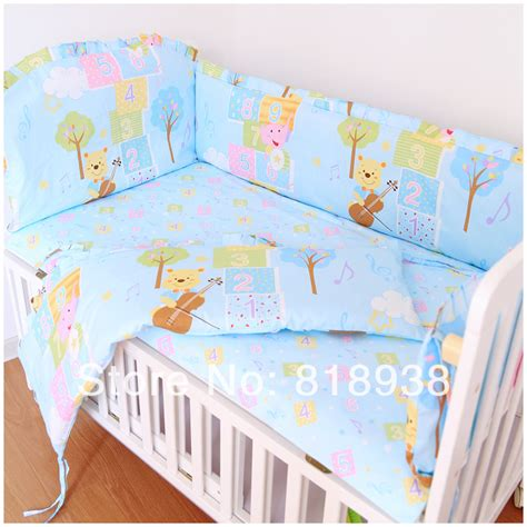 Used Crib Bedding 10pcs Animal Cotton Baby Crib Bedding Set Bed Mattress Sale