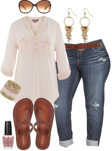 plus size style on pinterest for older women best denim outfits for women over 40 2018 become chic