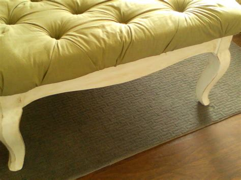 worth the hassle diy coffee table turned tufted ottoman