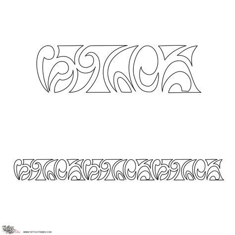 lettere maori of maorigram vtc letters custom