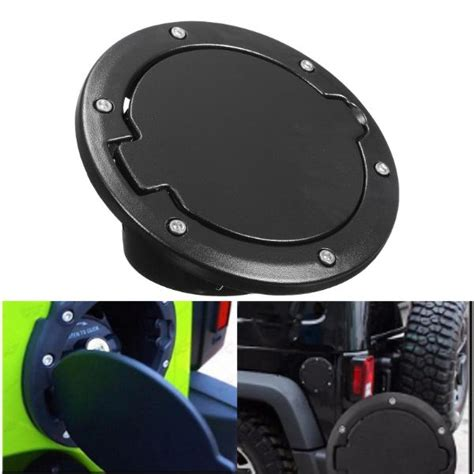 Jeep Gas Cap Aluminum Fuel Tank Cover Gas Cap For Jeep Wrangler Jk 2007