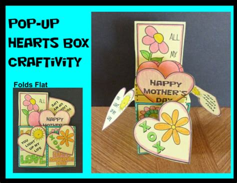 mothers day cards templates ks2 s day print card by uk teaching