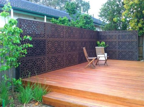 Bamboo In Planter Box by Elevated Decking Design Ideas Get Inspired By Photos Of