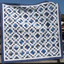 Blue And White Quilt Blue White Quilt