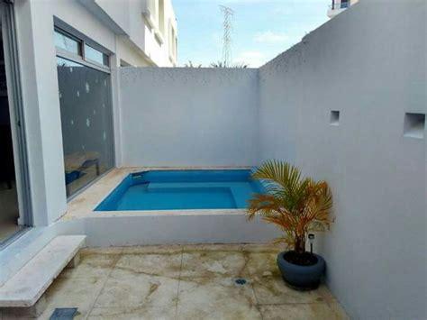 albercas banos en  piscinas del patio trasero
