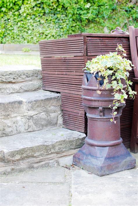 Chimney Pot Planters by 187 Archive Diy Chimney Pot Planters