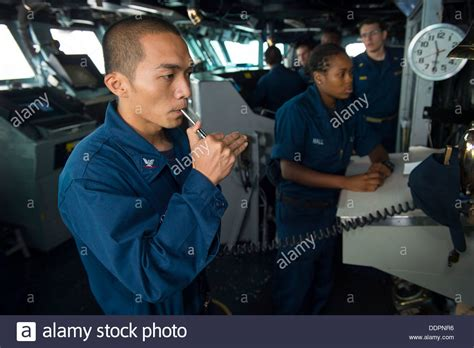 boatswain sound boatswain s mate 3rd class cyron tingzon sounds a