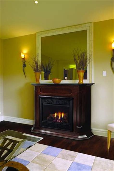 vent free gas fireplace cabinets majestic chesapeake cfx 24 in vent free natural gas