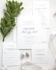 exles of wedding invitations free wedding invitation sles shine wedding invitations