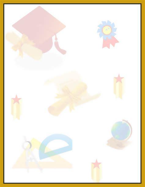 Kindergarten Background Clipart 18 by Kindergarten Graduation Border Clipart Panda Free
