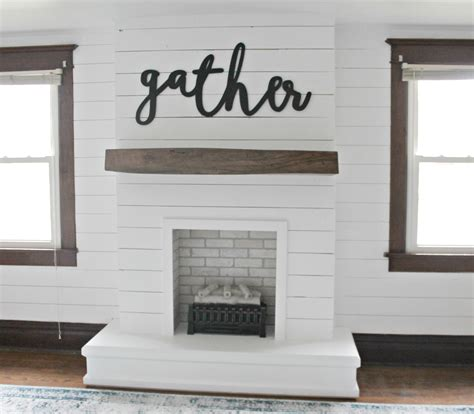 shiplap fireplace diy shiplap fireplace the definery co