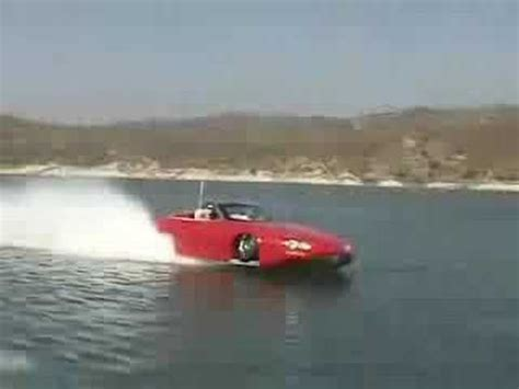 car with boat fastest boat car youtube