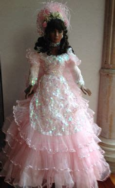 42 porcelain doll rustie porcelain doll 42 w stand 1005 2500