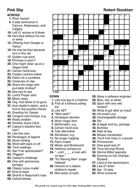 easy crossword puzzles with answers pdf printable puzzles for adults easy word puzzles printable