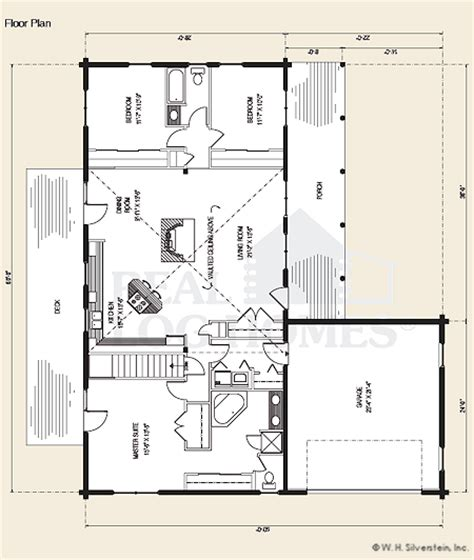 real log homes floor plans the lakeland log home floor plans nh custom log homes