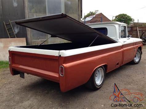 fleetside bed 1963 chevrolet c10 fleetside long bed pickup 350 v8 th350