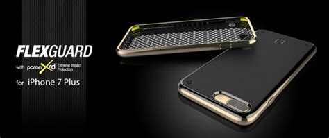 Patchworks Iphone 7 Flexguard Gold 1 patchworks flexguard iphone 7 plus gold