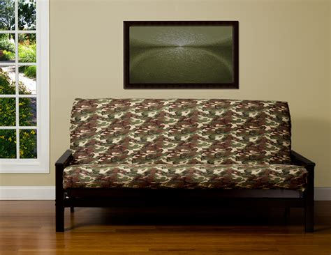 camouflage futon galaxy camo futon cover right futons more