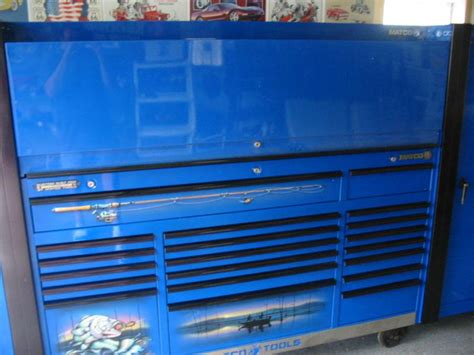 Matco 6s Hutch sell matco 6s bay tool box and hutch motorcycle in rock island illinois us for us