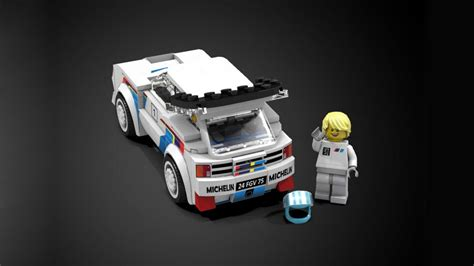 peugeot lego este peugeot 205 t16 de lego podr 237 a hacerse realidad