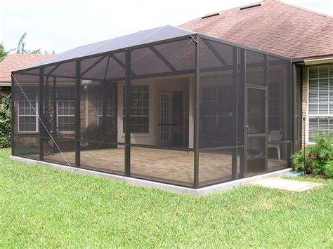 florida patio screen enclosures 17 best ideas about screen enclosures on patio screen enclosure florida lanai and