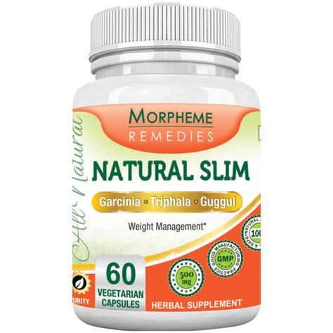 Herbal Slim slim garcinia cambogia triphala guggul hca gt 60 weight management