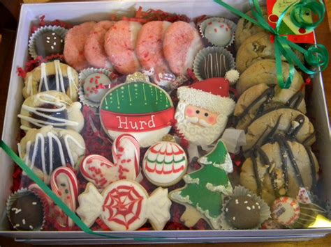 occasional cookies christmas gift boxes