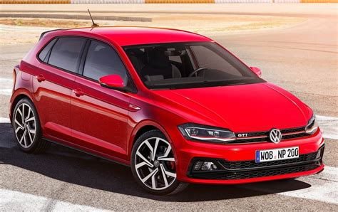 volkswagen polo 2017 2018 vw polo gti specs and details