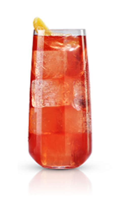 peach fizz cocktail recipe with picture