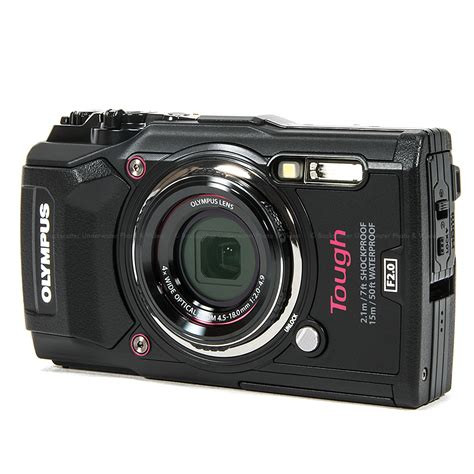 olympus compact olympus tough tg 5 waterproof compact