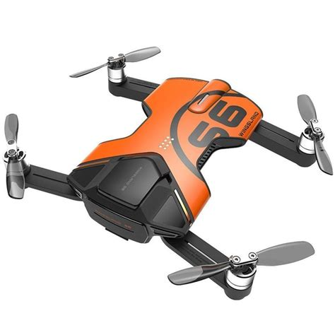 buy wingsland s6 for pocket selfie drone wifi fpv with 4k uhd comprehensive obstacle
