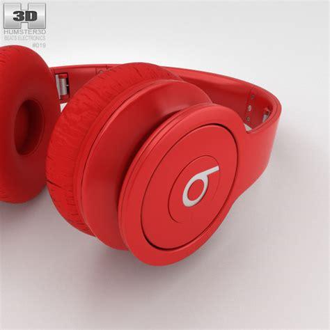 beats hd matte beats by dr dre hd matte 3d model hum3d