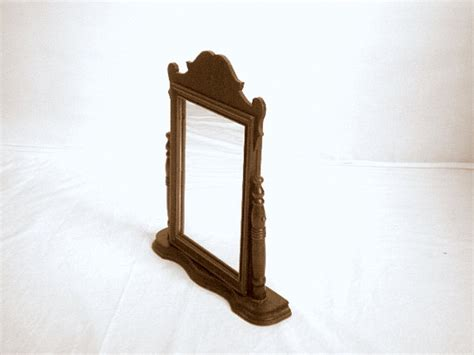 Antique Vanity Table With Mirror by Antique Vanity Table Mirror Cosmetic Dressing Table