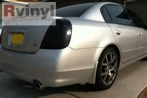 Nissan Altima Light Cover Pro Precut Smoke Taillight Tint Kit Nissan Altima