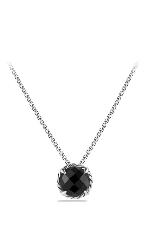 David Yurman 'Châtelaine' Pendant Necklace | Nordstrom