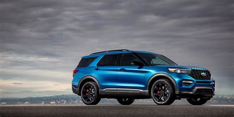 2020 Ford Explorer Linkedin by 2019 Detroit Auto Show 5 Things To About 2020 Ford