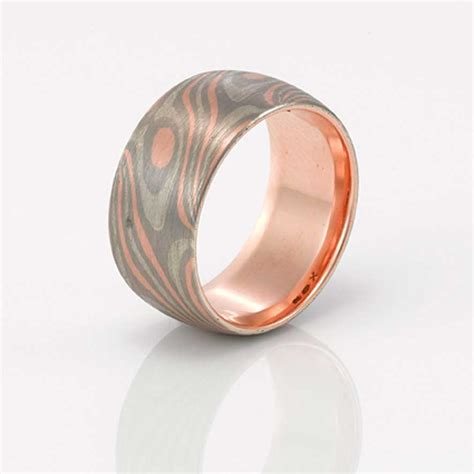 wedding bands gold and silver mens wedding bands gold and silver a wedding ring that